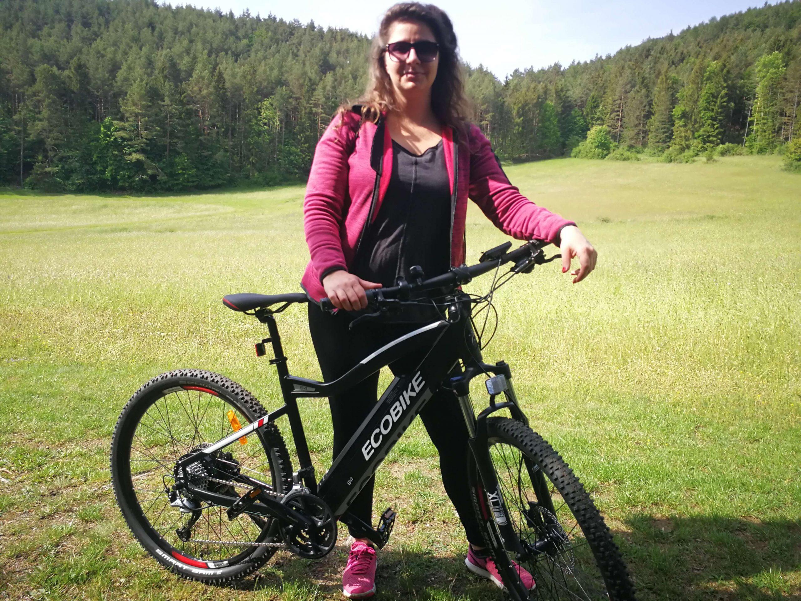 Horský elektrobicykel S5