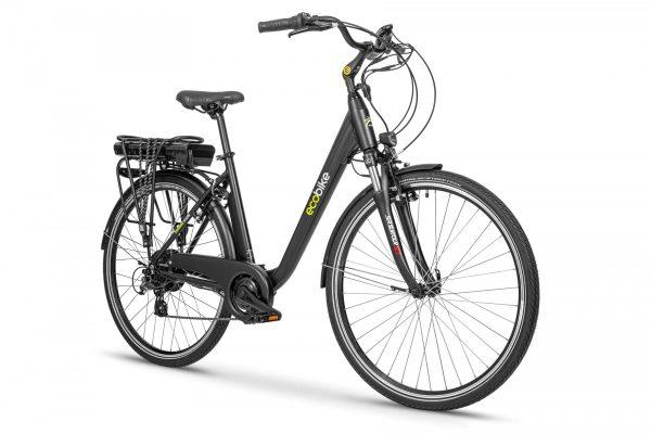elektrický bicykel Traffic