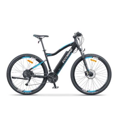 Horský elektrický bicykel