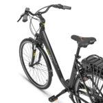 Mestský elektrický bicykel